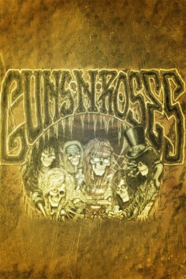 Guns N Roses Rare