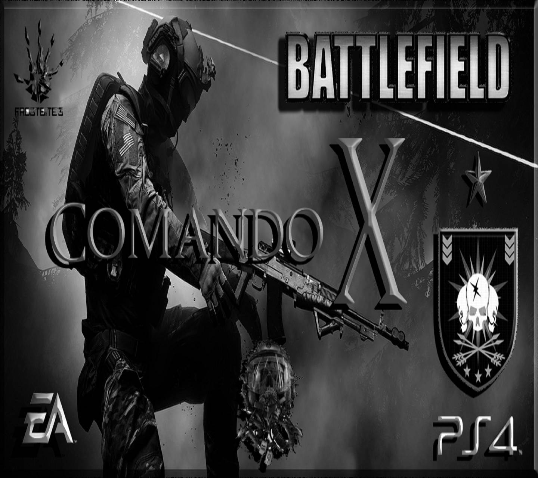 Comando X bf4 ps4