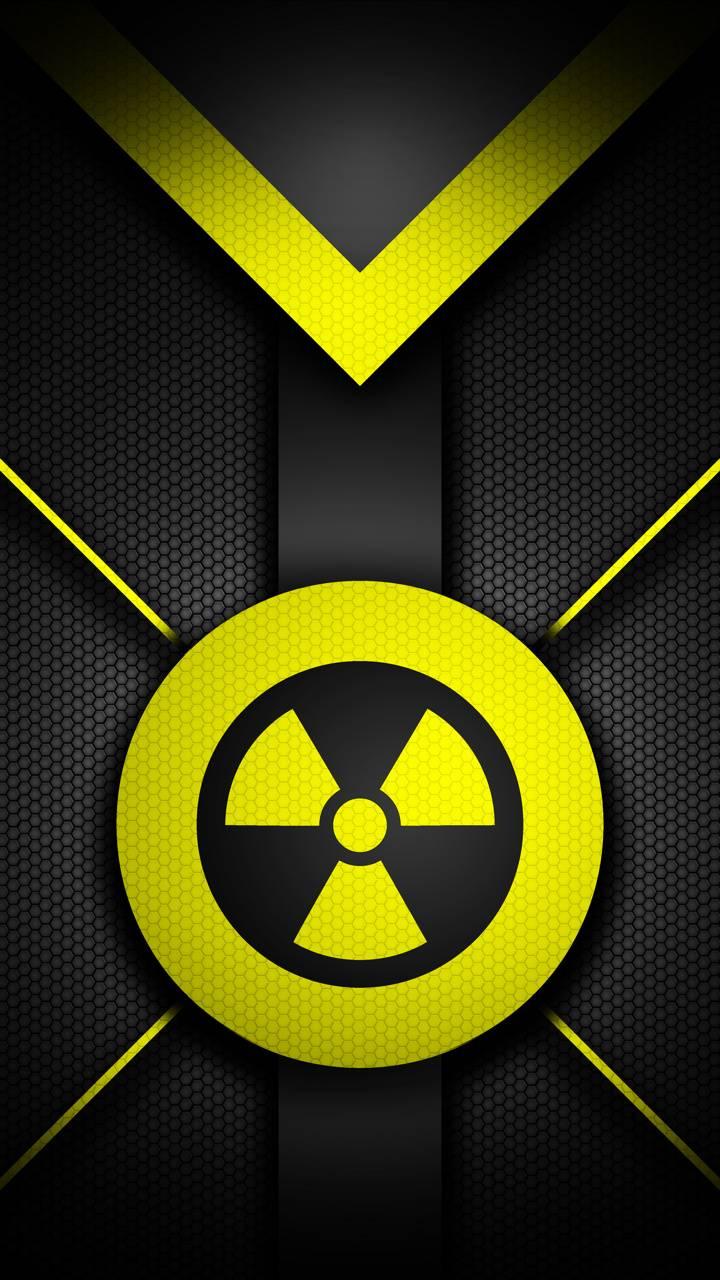 Radiation logo