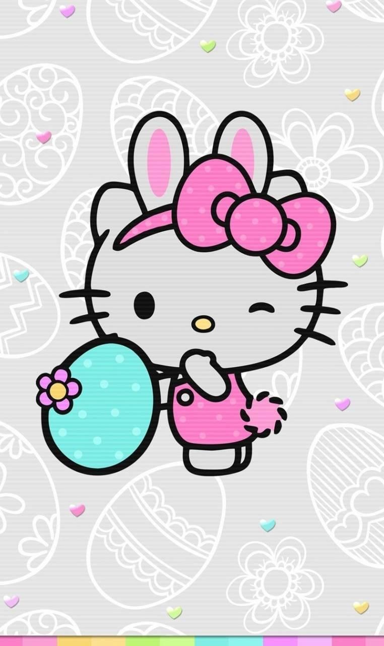 hello kitty Easter