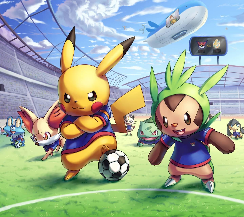 Pokemon Futbol