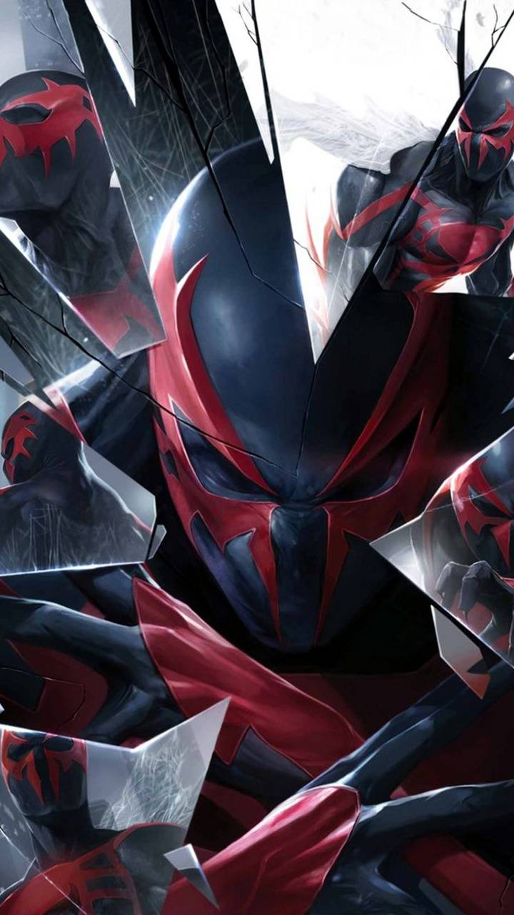 spiderman 2099 Wallpaper by dathys - 17 - Free on ZEDGE™
