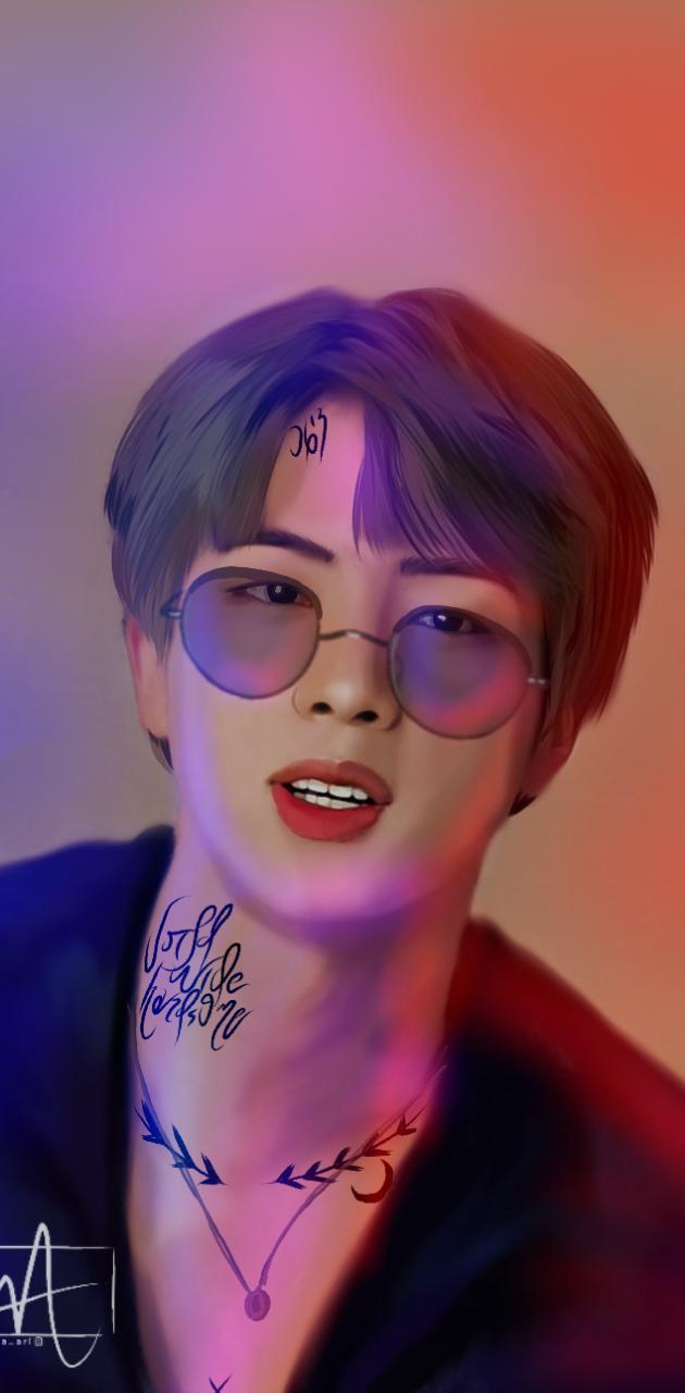 Gangster Jin Bts