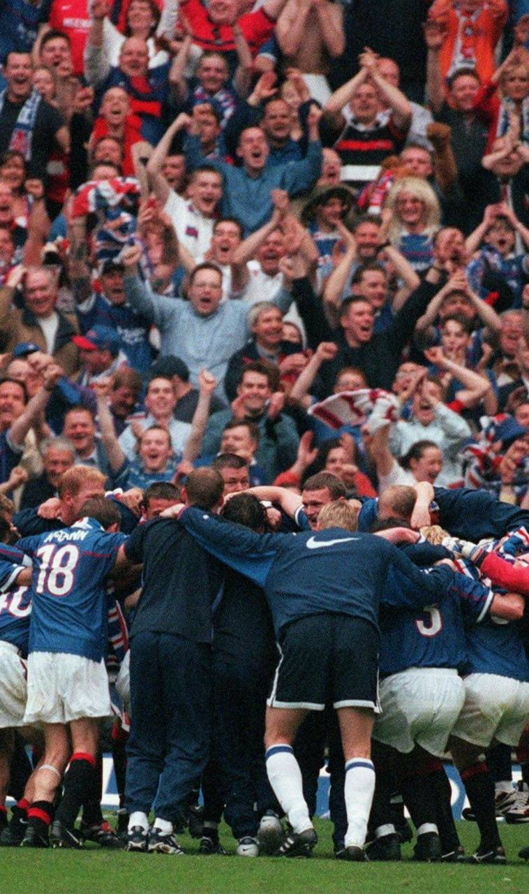 Rangers 1999