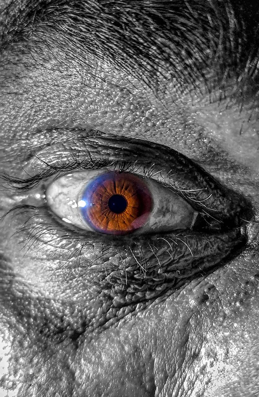 Eagle Man Eye