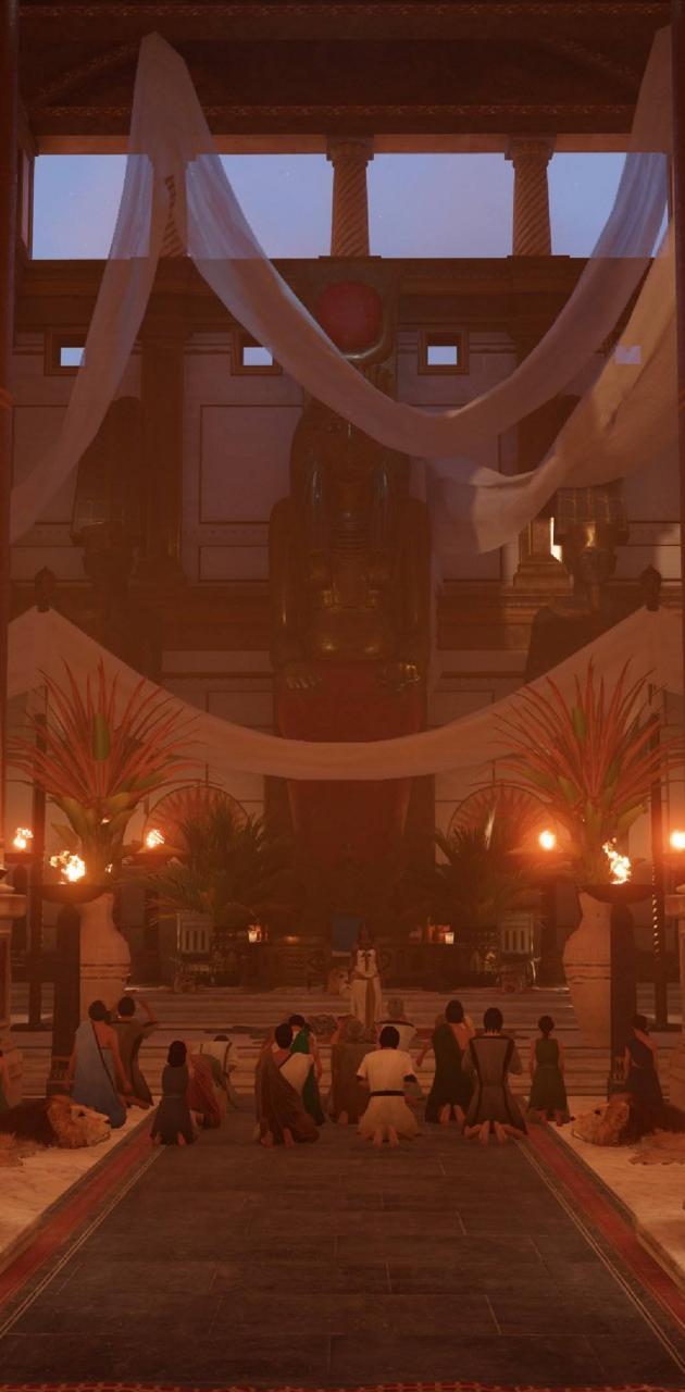 AC Origins Bathhouse