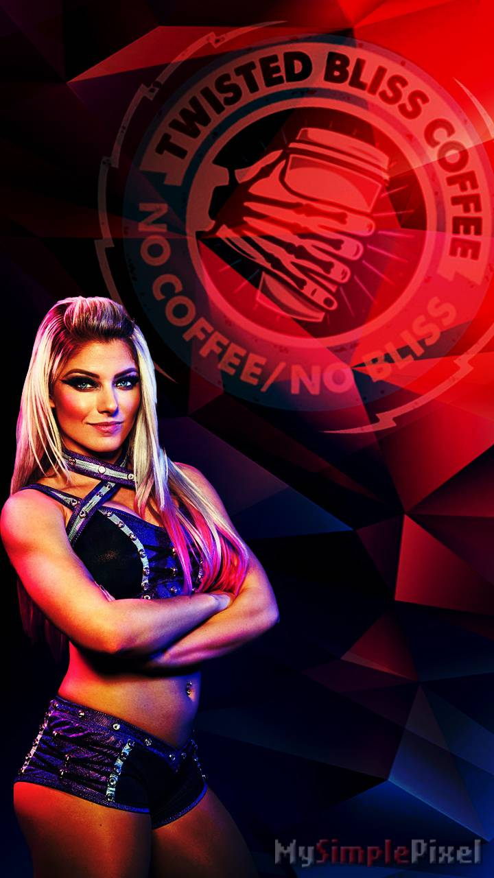 Alexa Bliss Wallpaper By Mysimplepixel B0 Free On Zedge