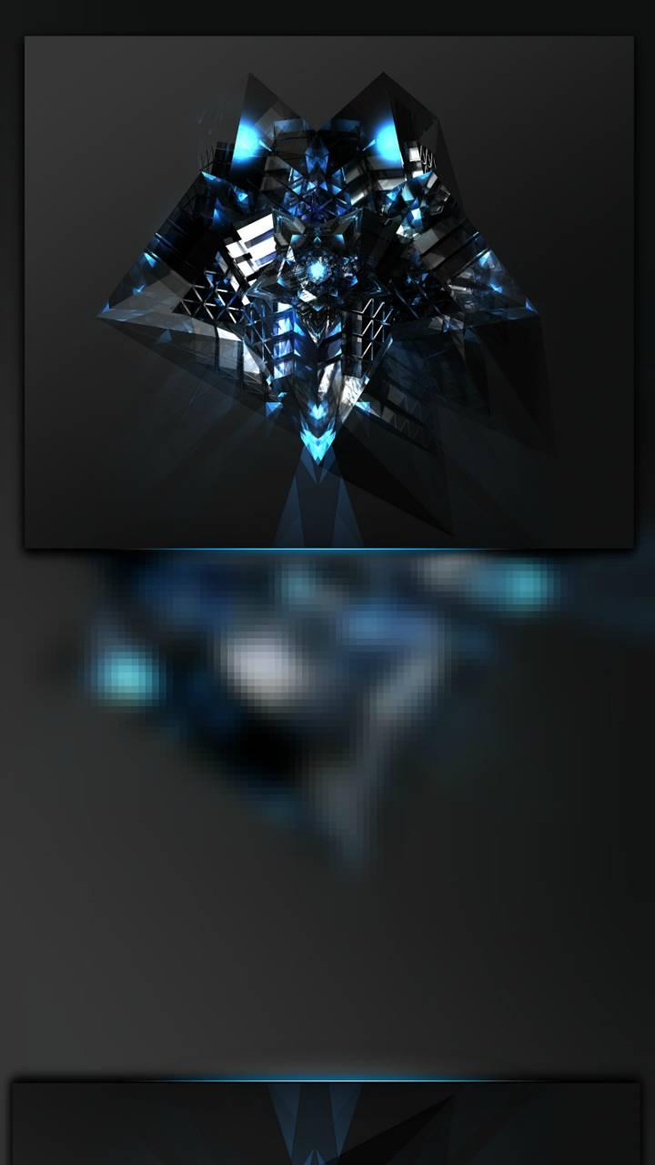 Blur Blue