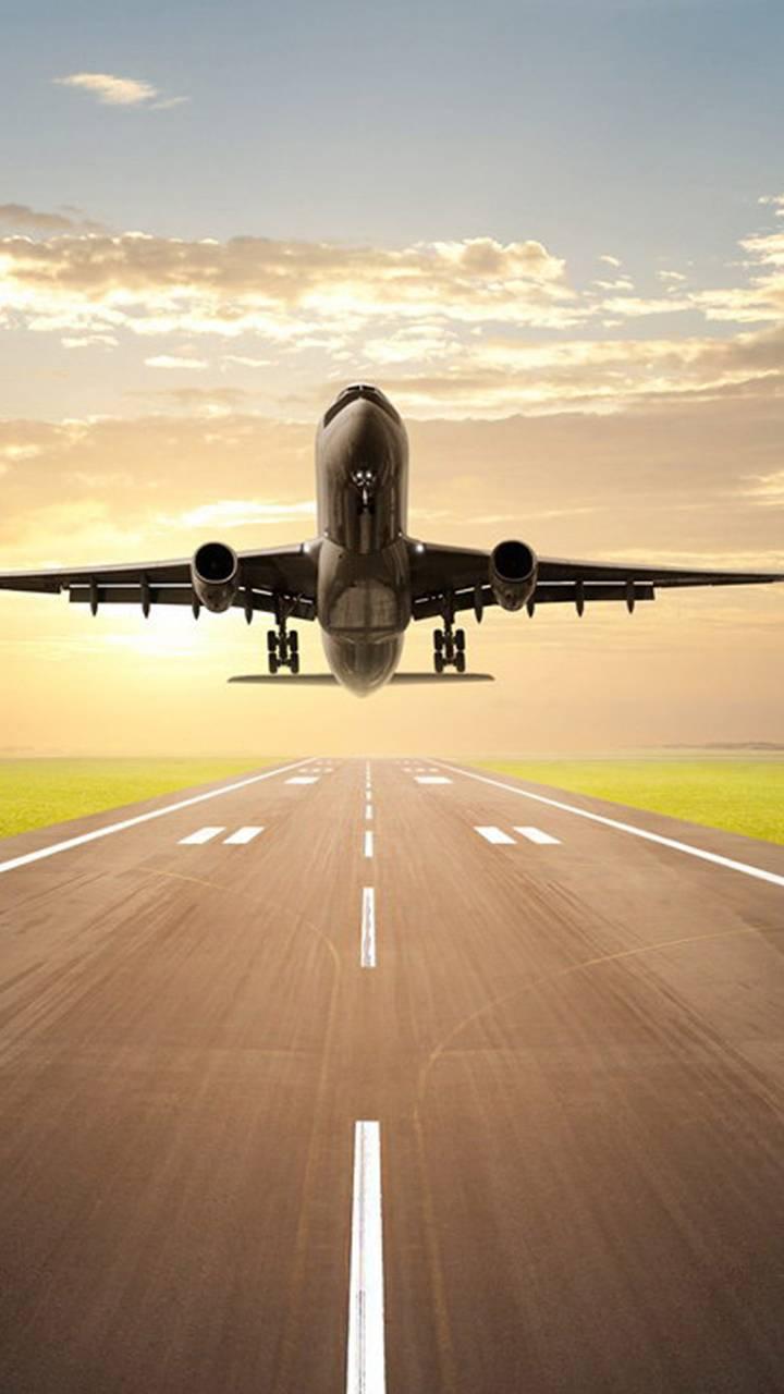 Takeoff Plane