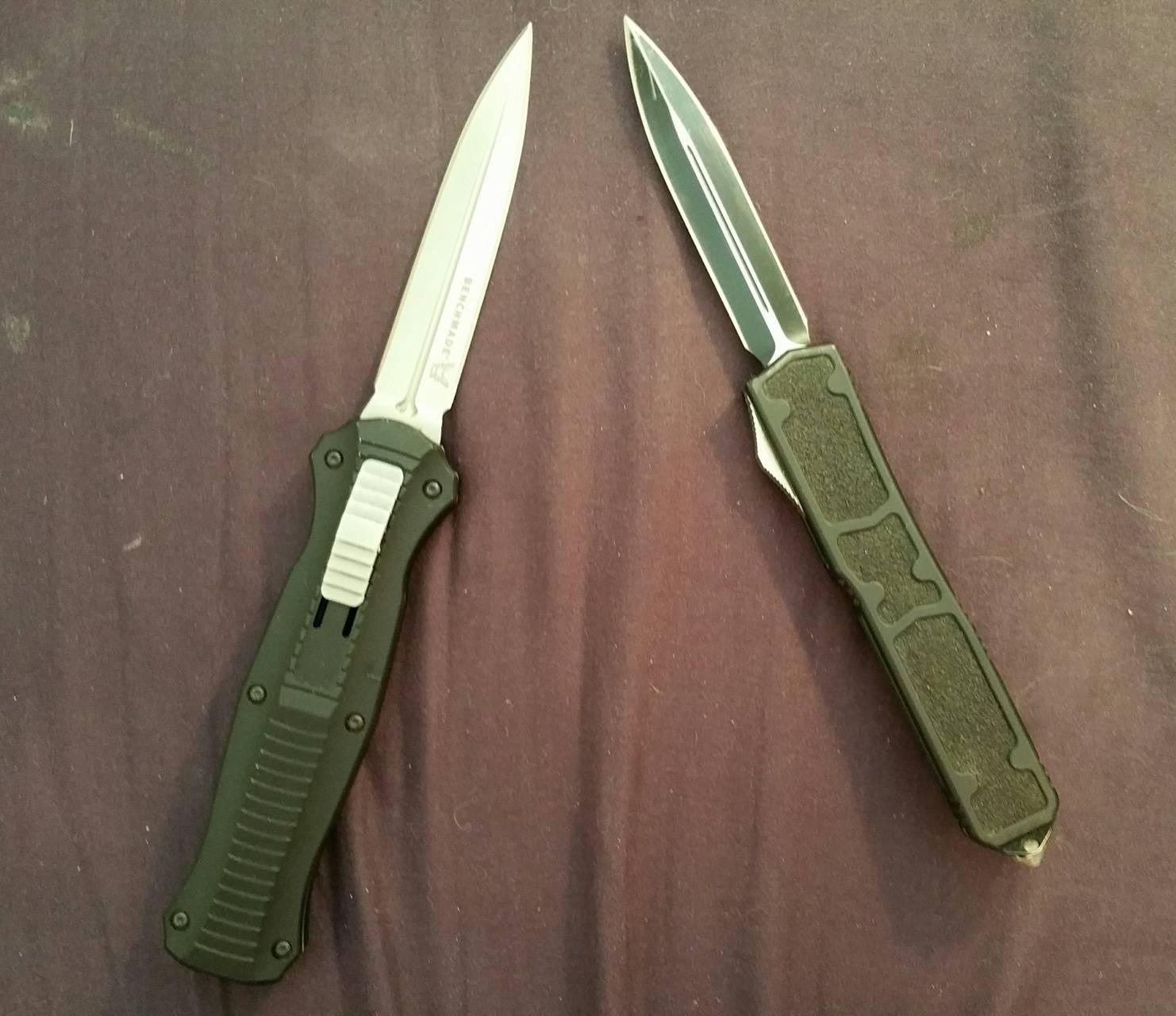OTF Auto knives