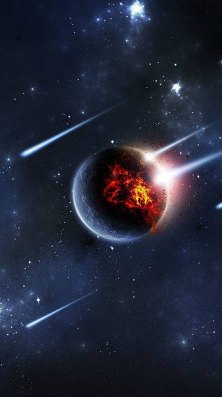 Doom planet