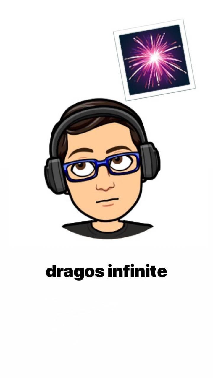 dragos infinite