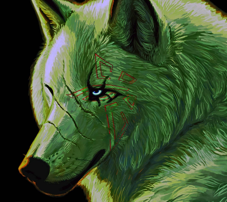Enlightened Wolf