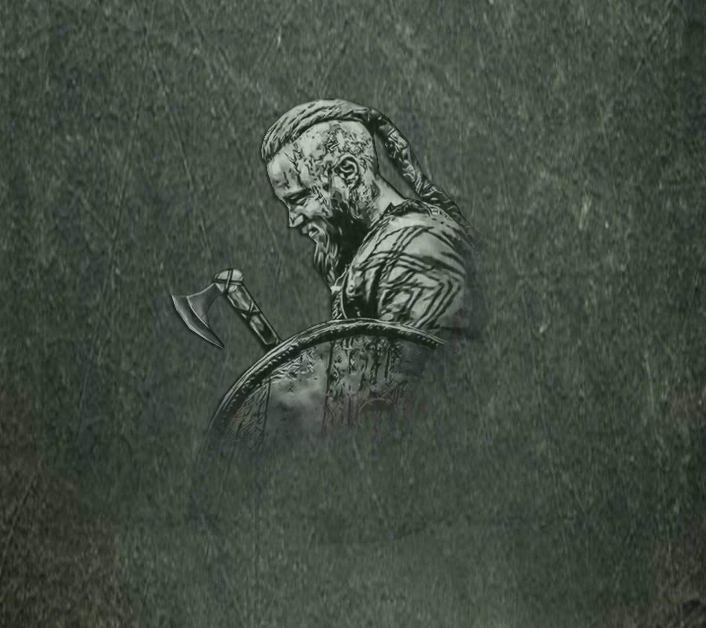 Vikings Ragnar Hd Wallpaper Impremedia Net