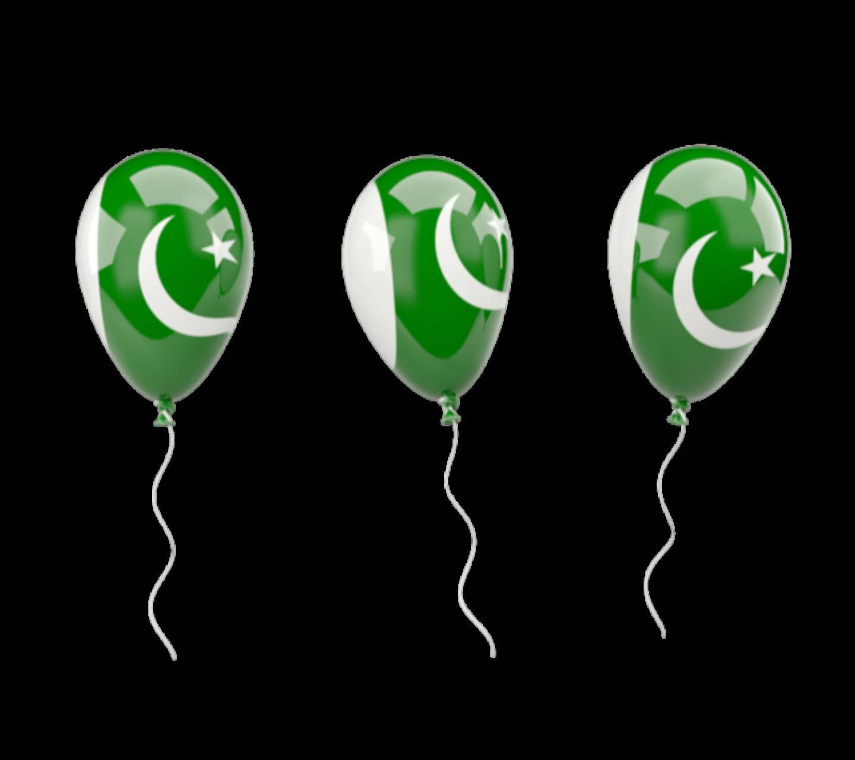 Ballon love pakistan