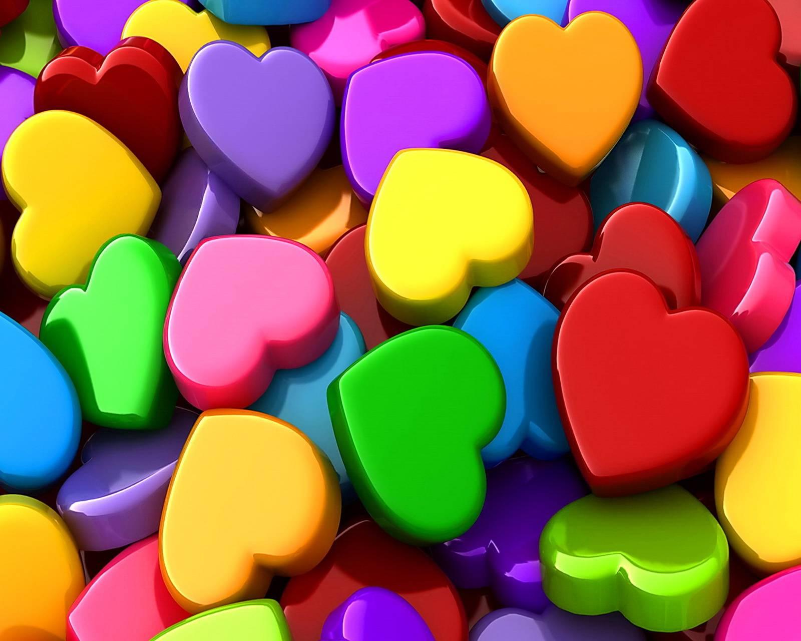Картинки про яркую любовь
