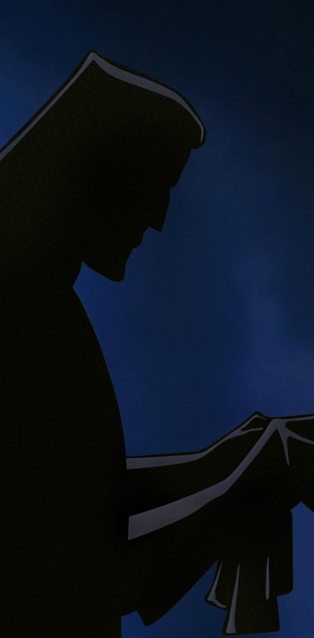 Batman Sillouette