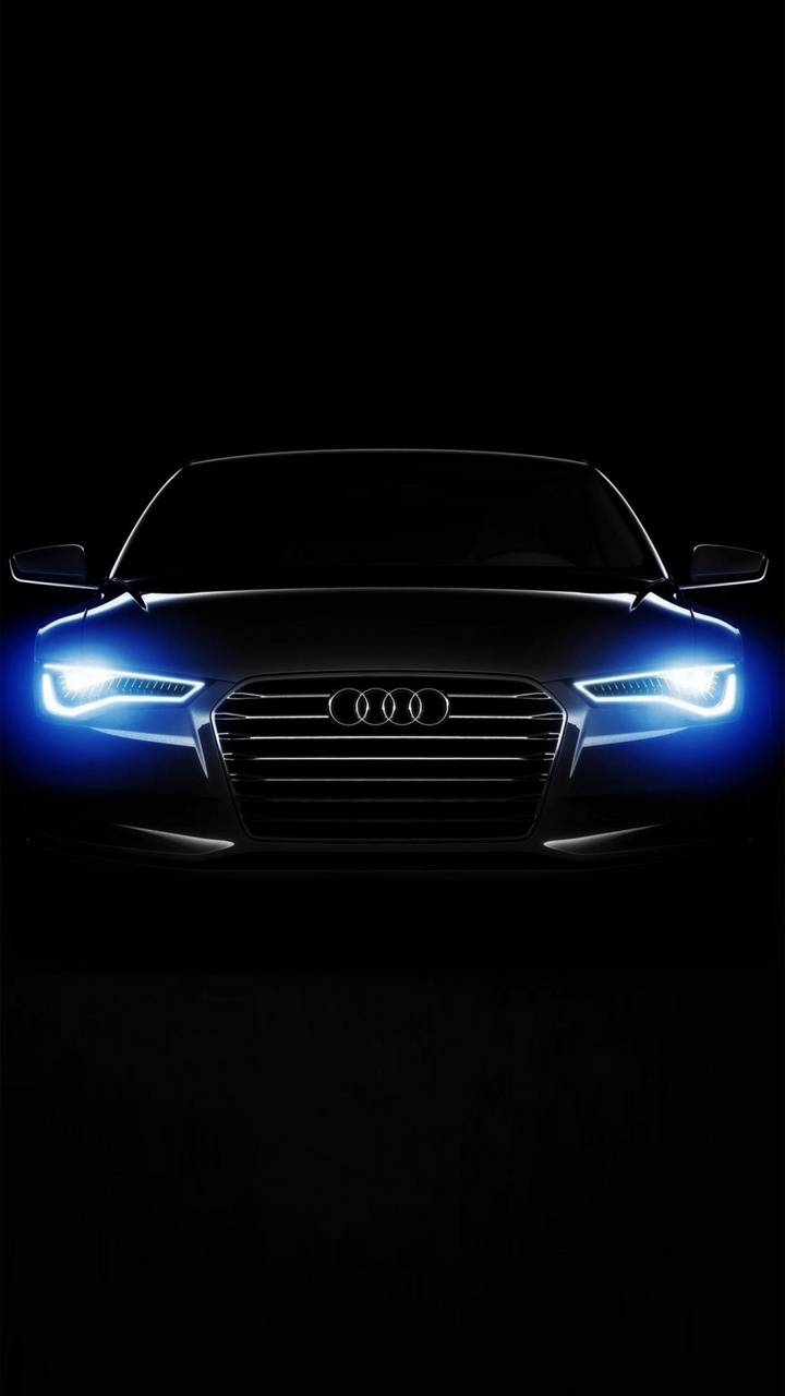 Audi Front Lights Wallpaper By Stiggerphone 2d Free On