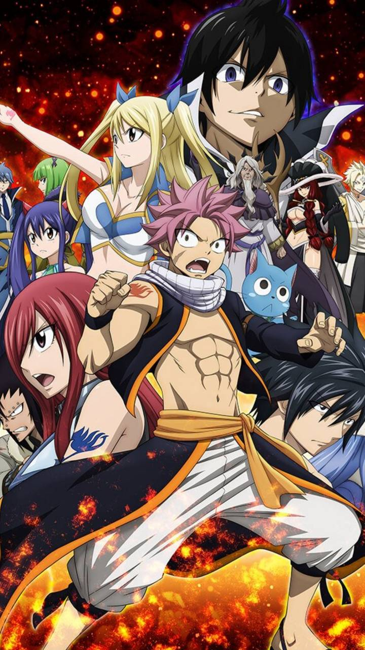 Fairy Tail Wallpaper By Lomoga58 Ee Free On Zedge