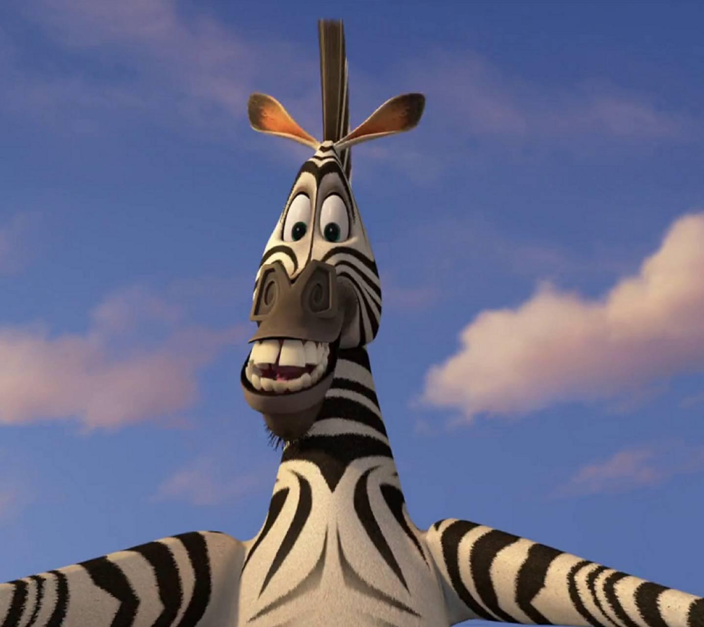 картинки зебра из мадагаскара на белом фоне найдёте подробную