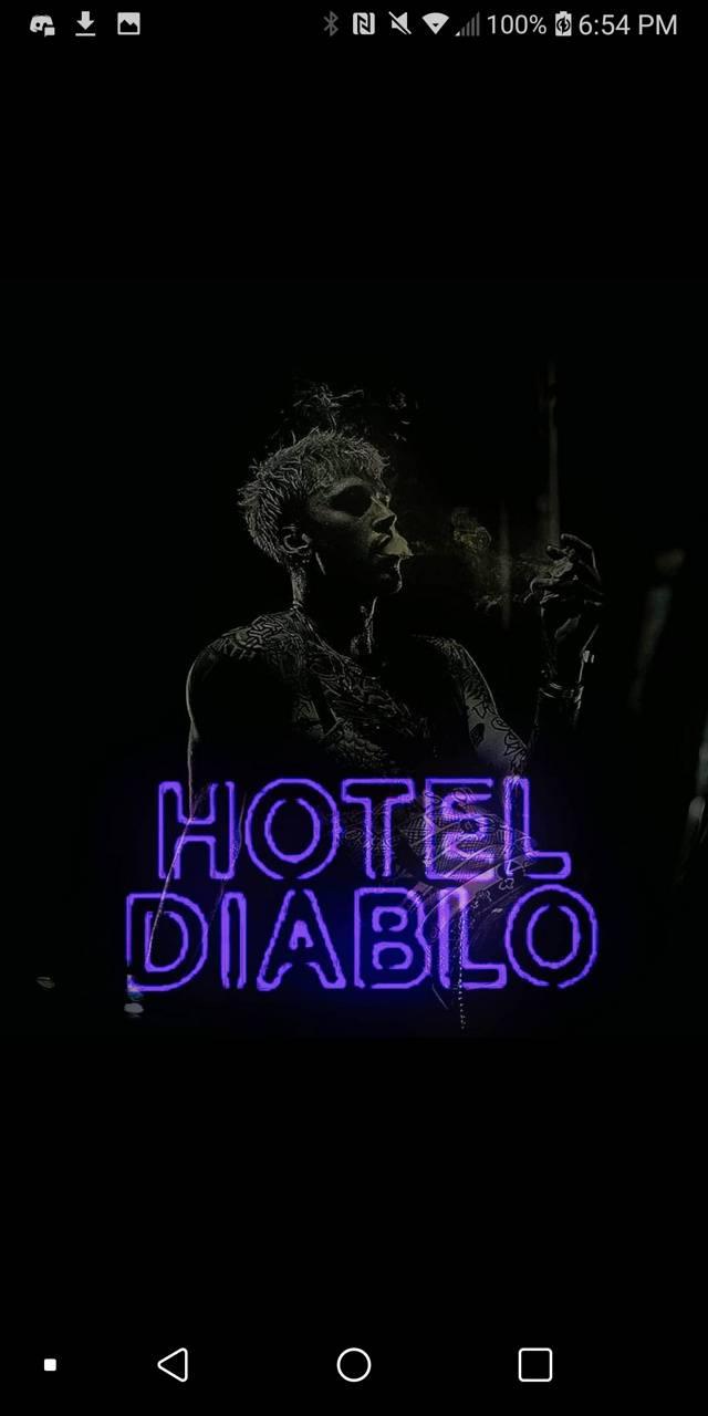 Mgk hotel diablo
