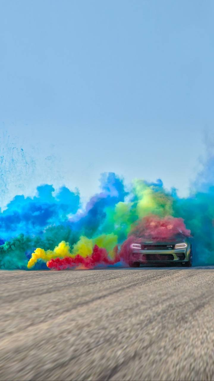 Colored Charger