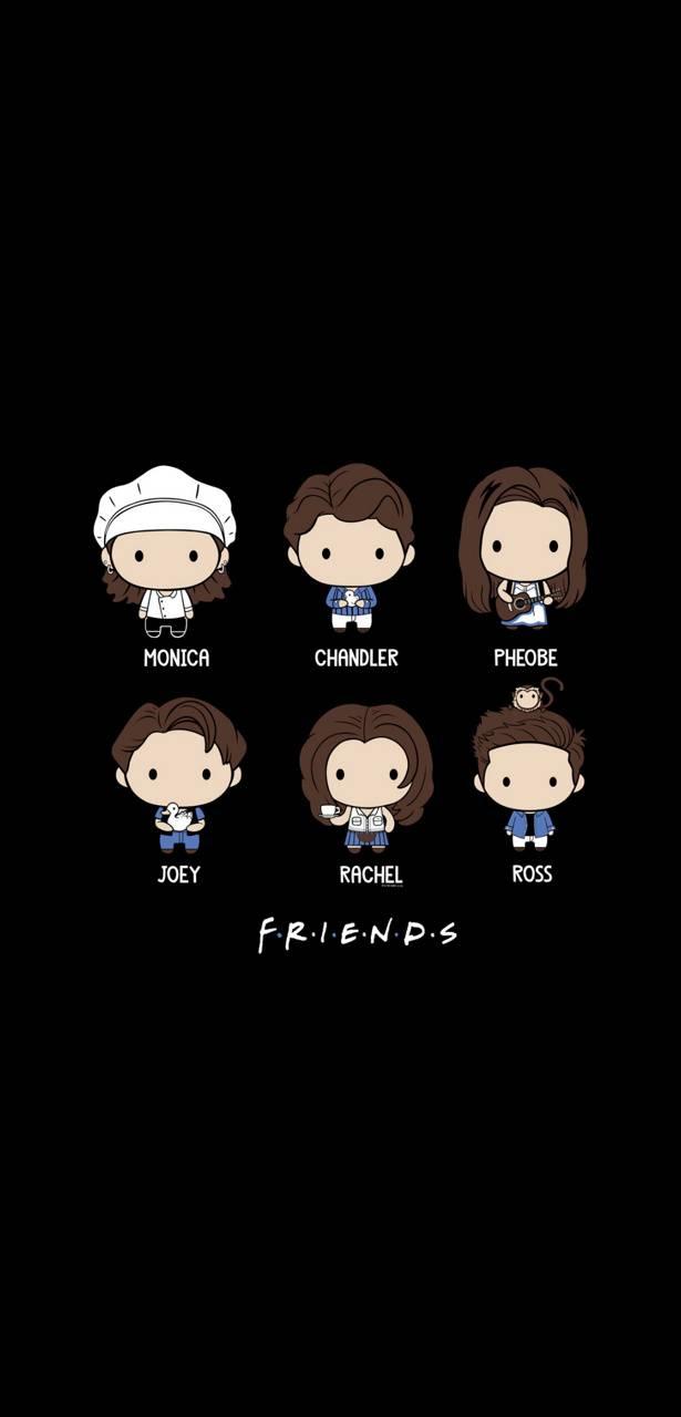 Friends Chibi