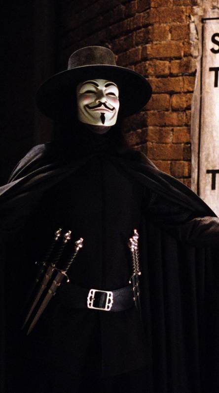 V For Vendetta Wallpapers