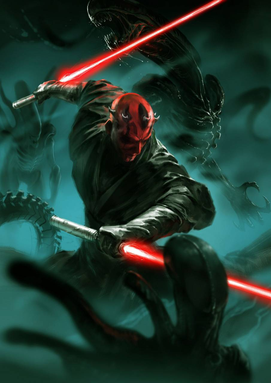 Darth Maul Wallpaper By Darthbaren Ca Free On Zedge