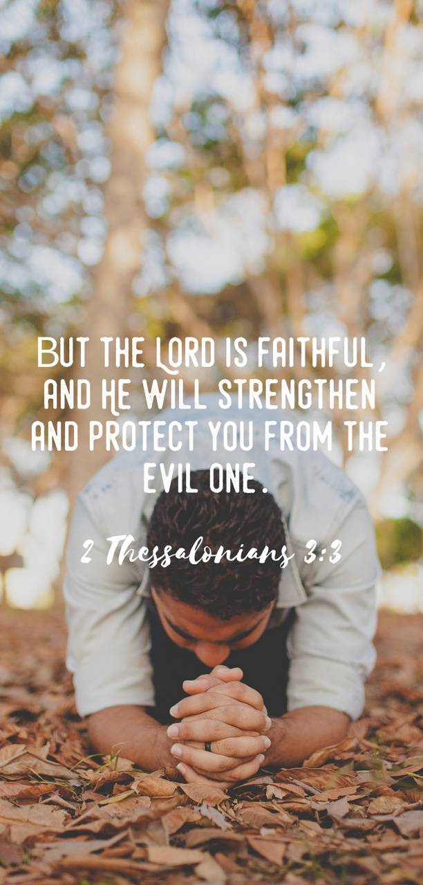 2 Thessalonians 3 3