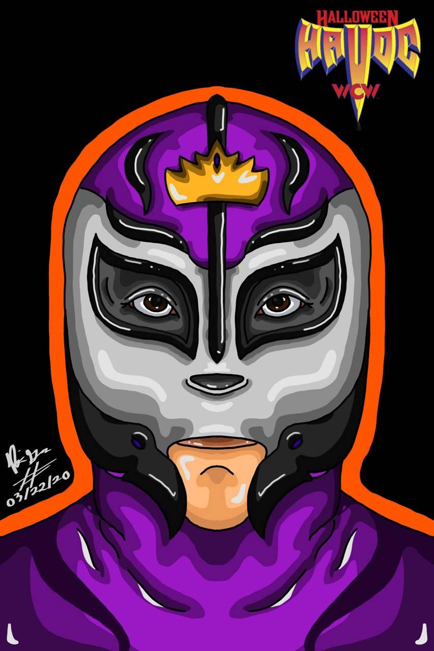 Rey Mysterio HH