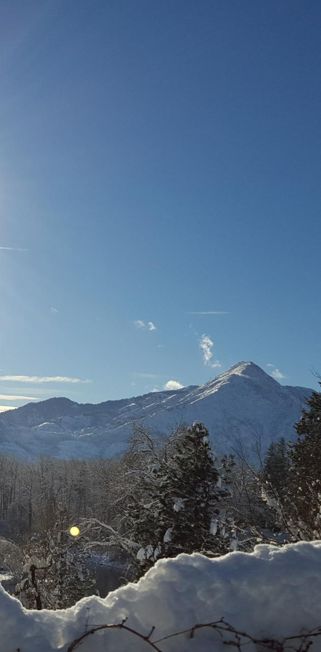 Leavenworth winter