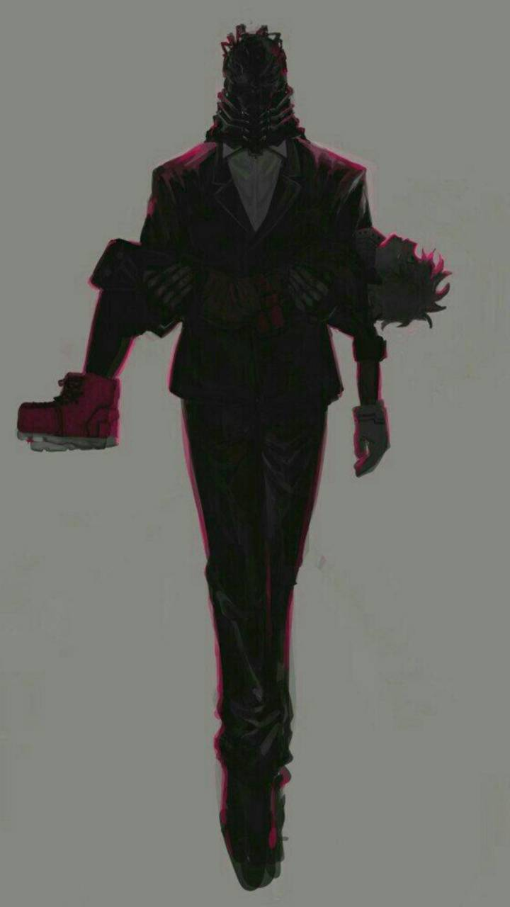 Villain Deku