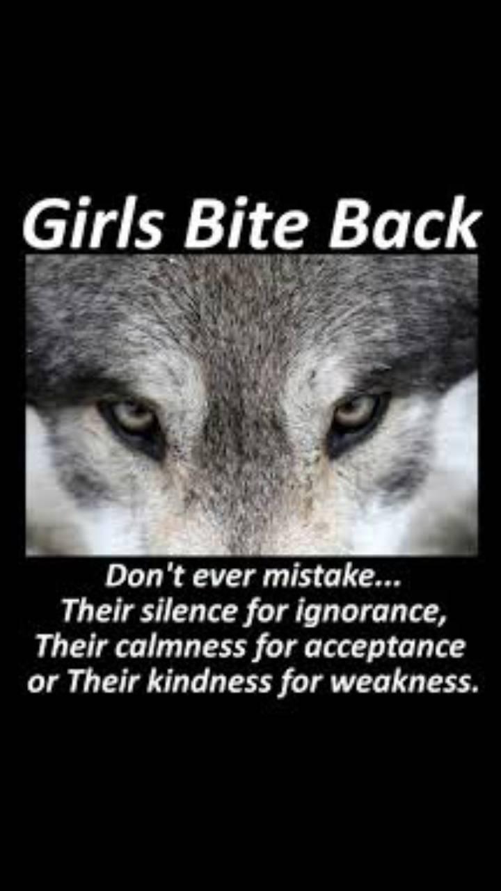 Girls Bite Back