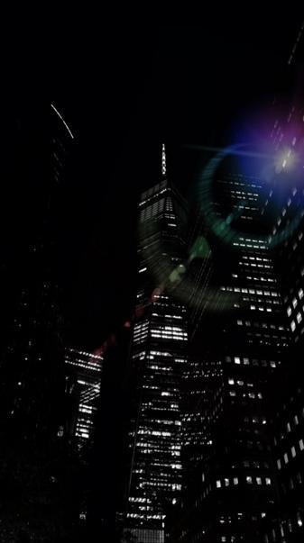 4K NYC Glow
