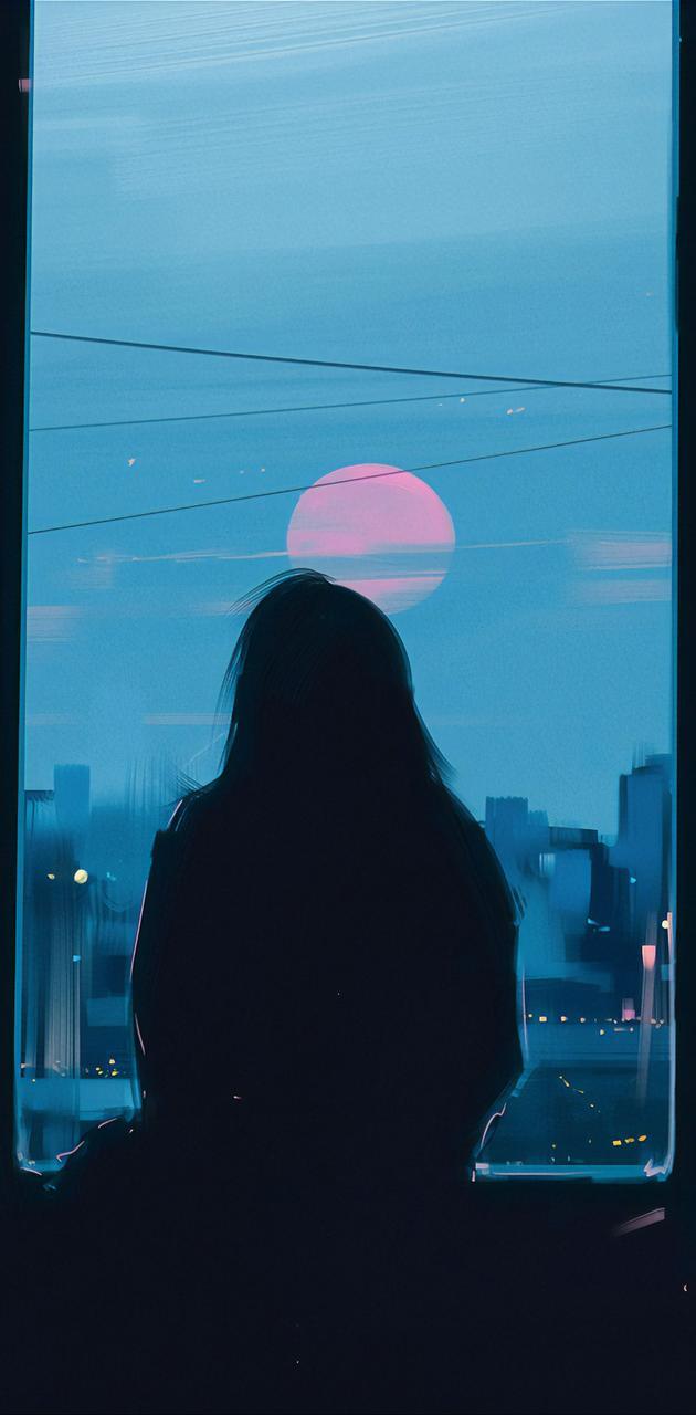 evening-sadness