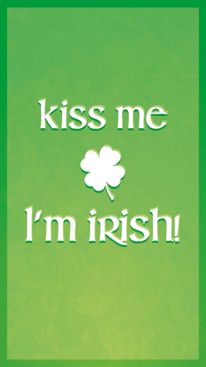 Kiss me Im Irish