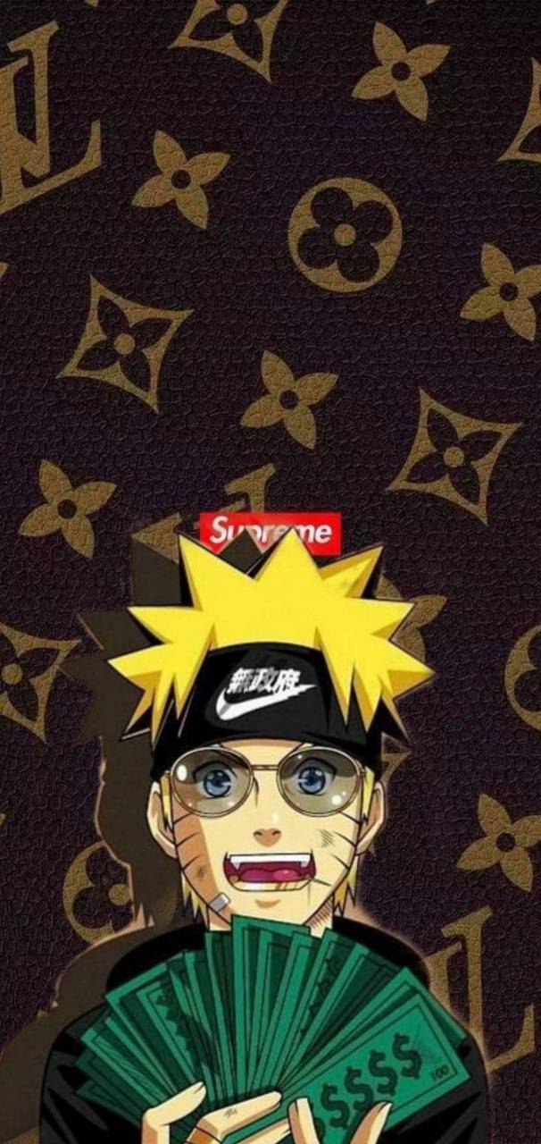 Supreme Naruto Wallpaper By Animelover1012 9a Free On Zedge