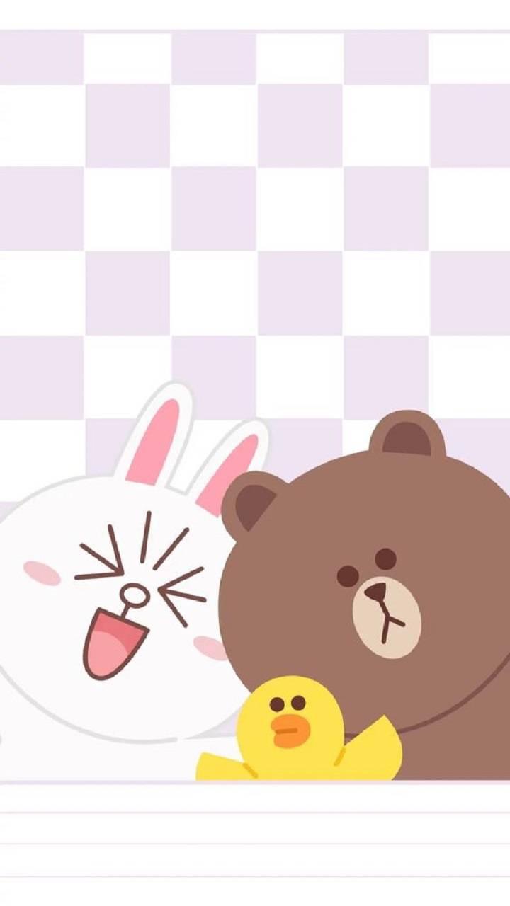 Line Bear