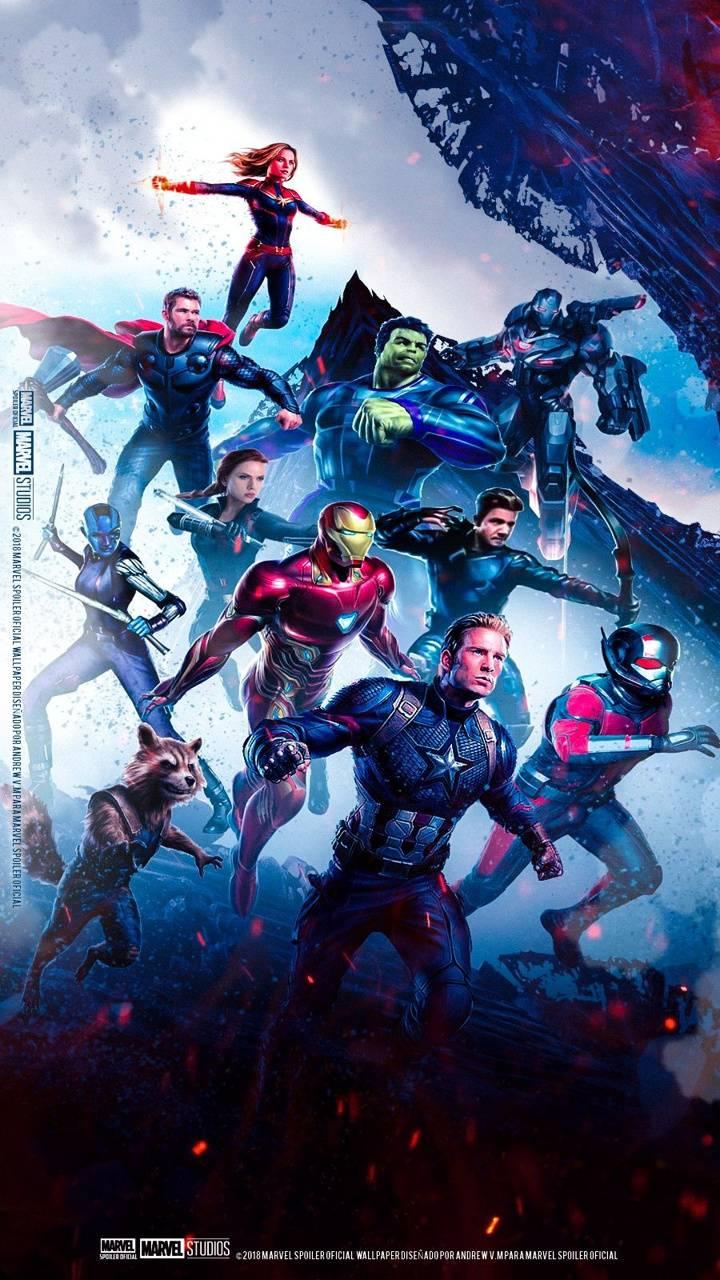 Avengers Endgame Wallpaper By Lokojk B8 Free On Zedge