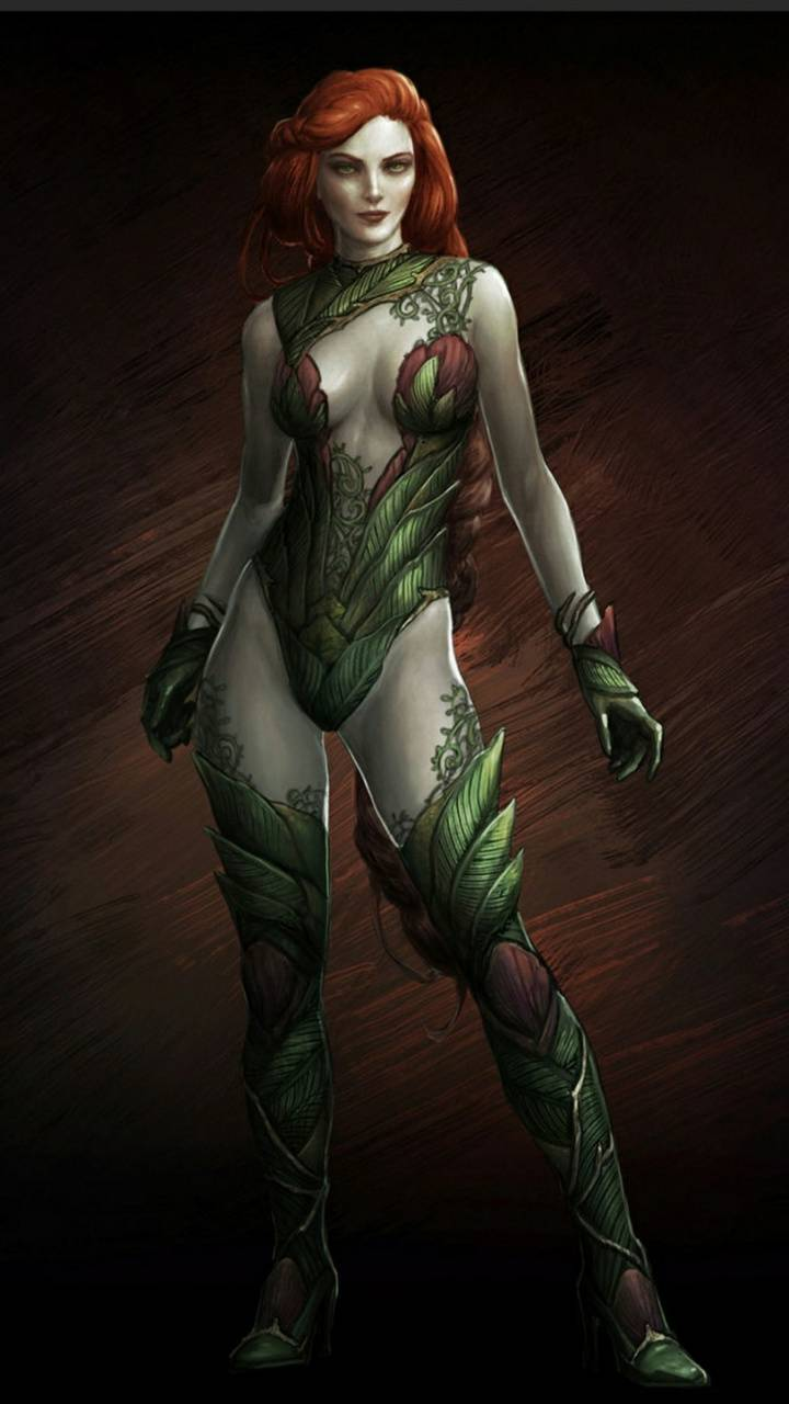 Poison Ivy Wallpaper By Rockyvv E2 Free On Zedge