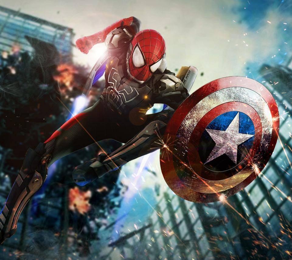 Spiderman Civil Wars