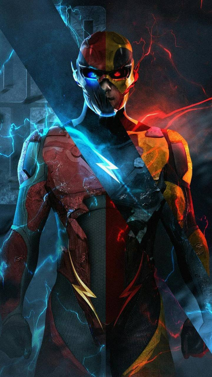 Reverse Flash Zoom Wallpaper By Super Flash 85 Free On Zedge