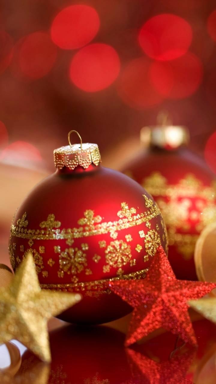 Christmas ball star