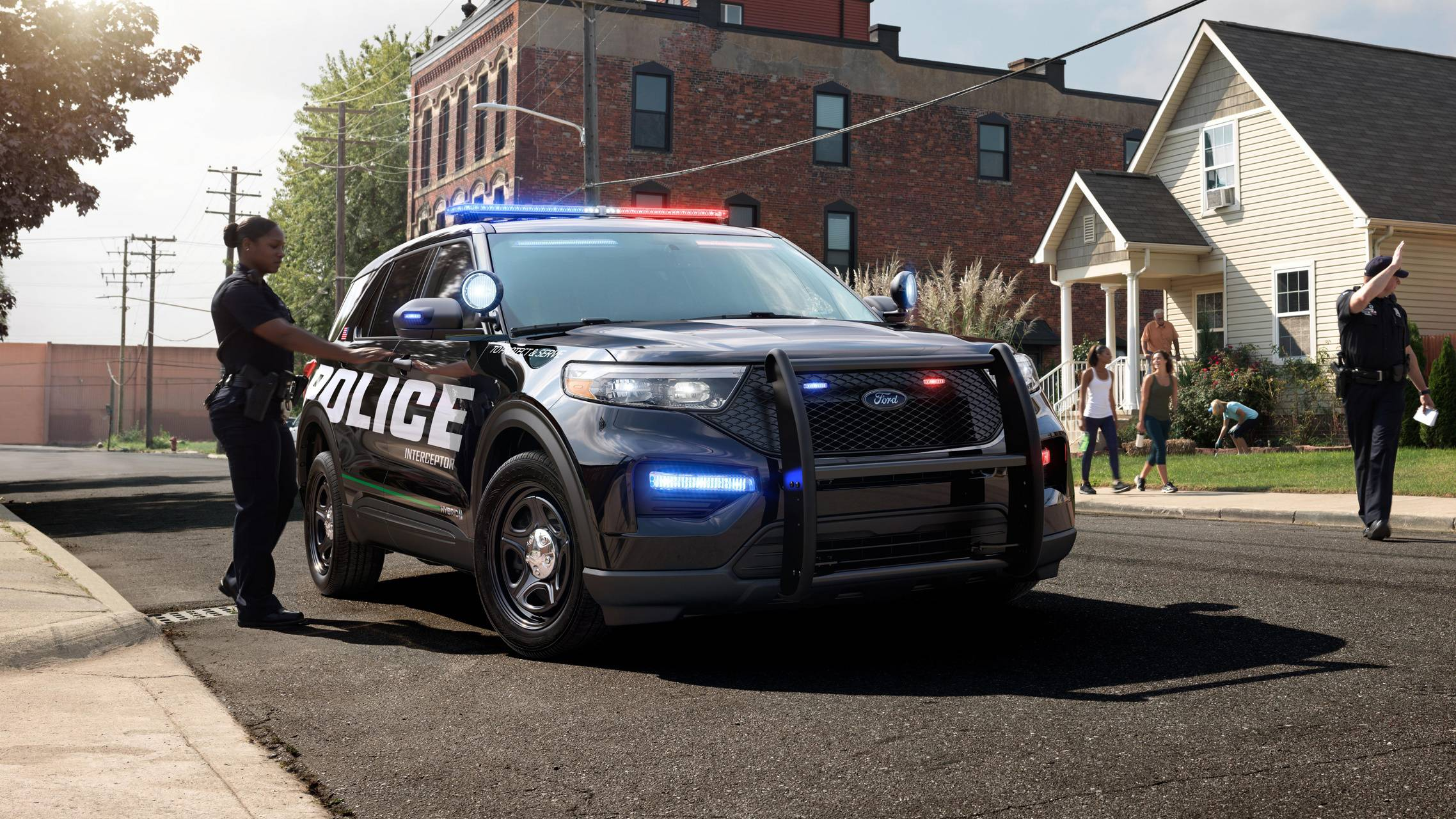 2020 Police Ford