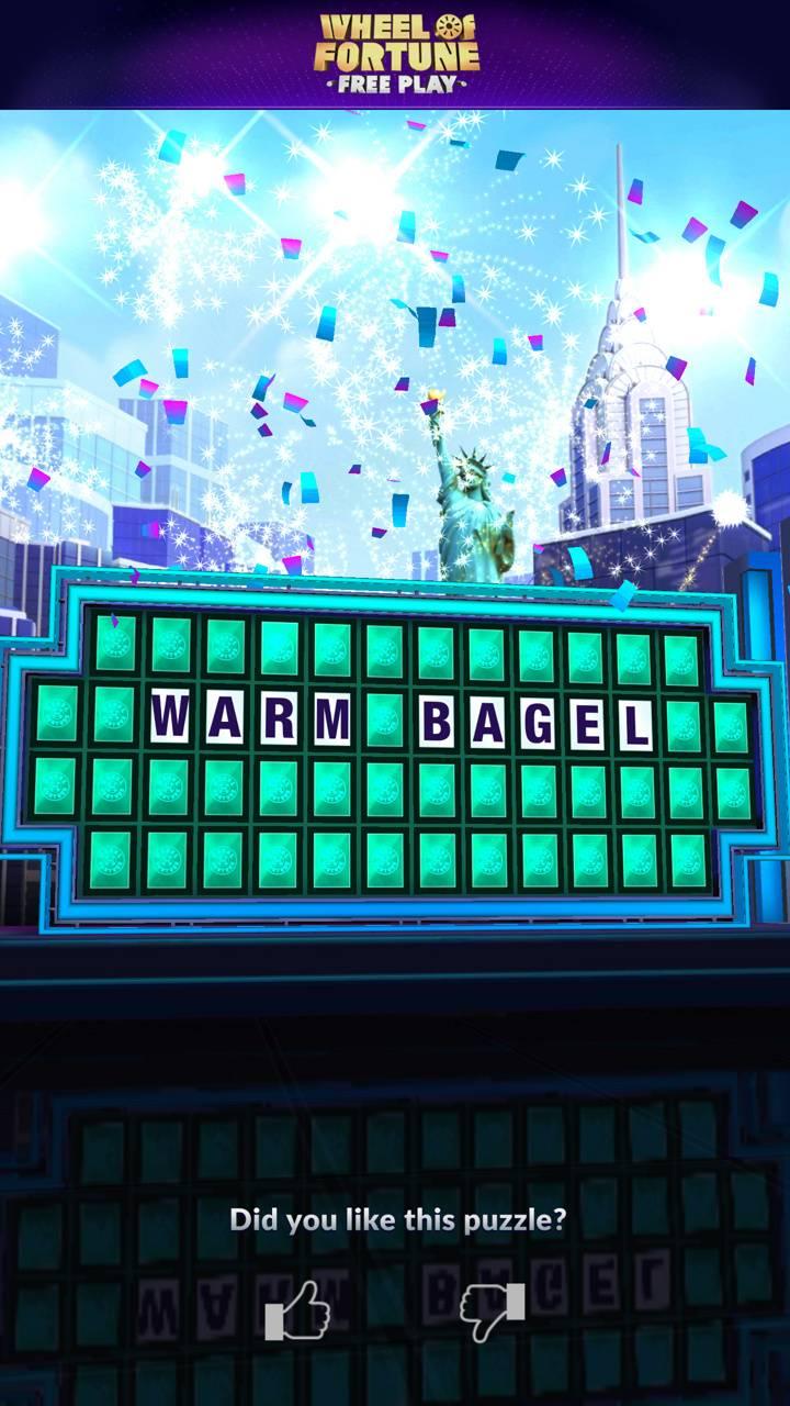 warm bagel