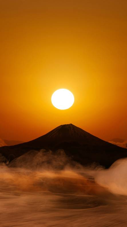 Rising Sun Wallpapers Free By Zedge