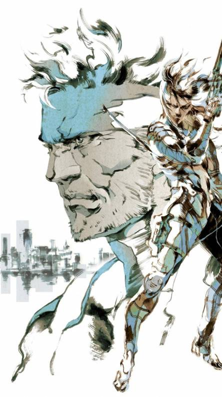 Metal gear solid 2 Wallpapers - Free by ZEDGE™