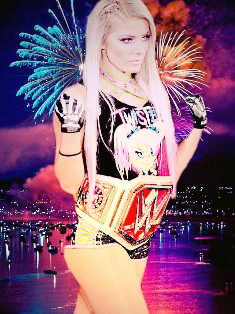 Alexa Bliss Wallpaper By Jessearonjames 06 Free On Zedge