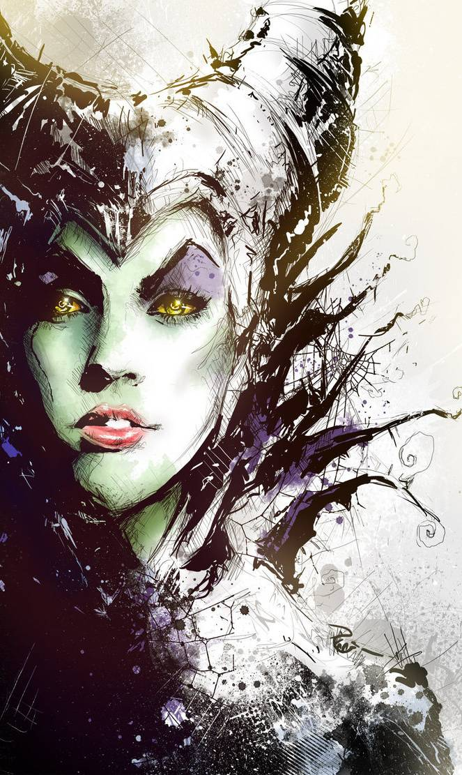 Maleficent Wallpaper By Trakais196 90 Free On Zedge